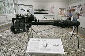 Messerschmitt Me 163 Komet - Messerschmitt Me 163 Engine HWK 109-509A