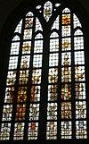 haarlem bavokerk grote markt-1603 raam