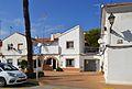 Habitatges per a pescadors, plaça de Pere Eiximén d'En Carròs, Dénia.JPG