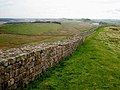 Hadrian's Wall at Winshields Crags - geograph.org.uk - 1000282.jpg