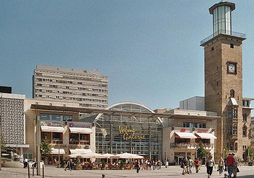 Hagen Rathausplatz