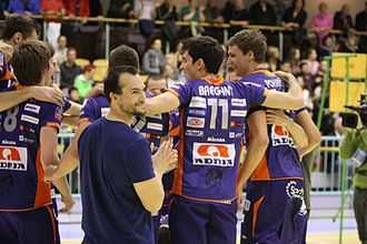 ACH Volley - ACH Volley in 2014