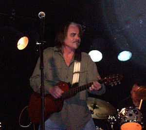 Hal Ketchum - Ketchum performing in 2008