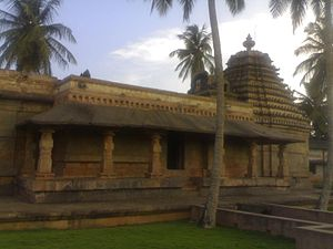 Belgaum district - Bhuvaraha Narasimha temple Halasi, Karnataka