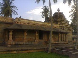 Halasi - Bhuvaraha Narasimha temple at Halasi