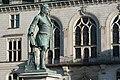 Halle (Saale), Marktplatz, Händeldenkmal 20170718-014.jpg