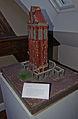 Hamburg-Rothenburgsort Villa Kaltehofe Modell des Stellinger Wasserturms.jpg