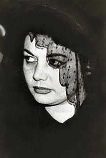 Hamideh Kheirabadi Iranian actress