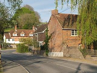 Hampstead Norreys Human settlement in England