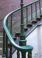 Handrail, Queen's Walk, Exeter - geograph.org.uk - 631760.jpg