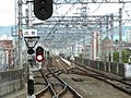 Hankyu Ibarakishi Station platform - panoramio (22).jpg