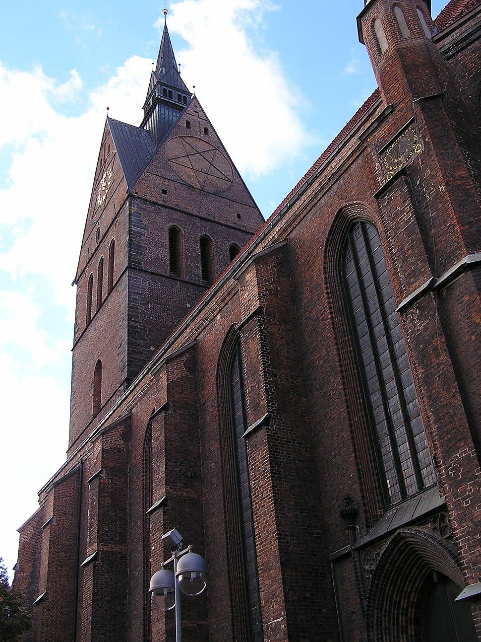 HanoverMarktkirche