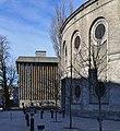 Hans chr. hansen, architect- svanemølle koblingsstation, copenhagen 1966-1968 (5624844918).jpg