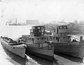 Harbor Tugs and Sub Chaser New Orleans WWI.jpg