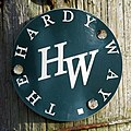 Hardy Way waymarker - geograph.org.uk - 1034034.jpg