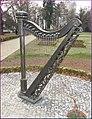 Harfa k lázeňském parku - panoramio.jpg