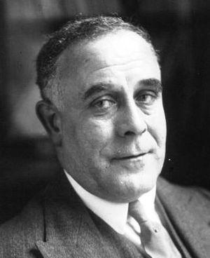 Harold Perrin - Harold Perrin in 1928