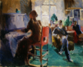 Harriet Backer - By the Piano - Ved pianoet - Nasjonalmuseet - NG.M.01050.png