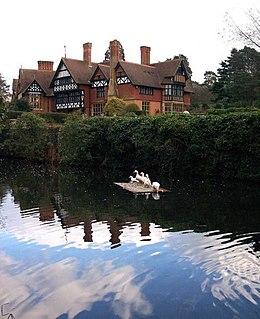 Harrow Weald Human settlement in England