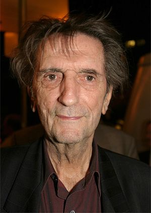 Harry Dean Stanton - Stanton in 2006