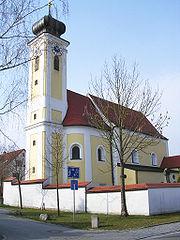 Hartinger Kirche St. Coloman