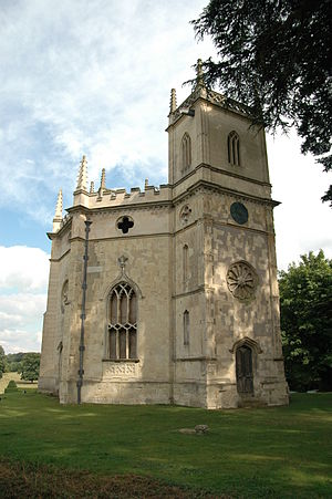 Hartwell - Hartwell Church
