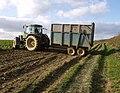 Harvesting the beet - geograph.org.uk - 608631.jpg
