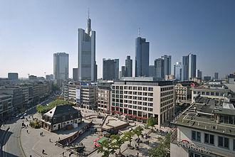 Bankenviertel - Bankenviertel with Hauptwache