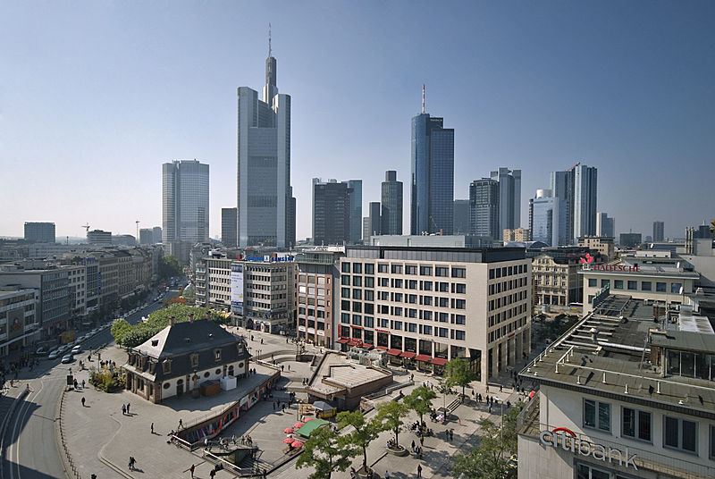 File:Hauptwache Frankfurt am Main.jpg