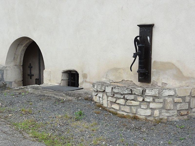 Haussonville (M-et-M) pompe