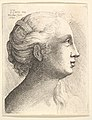 Head of a young woman in profile to right MET DP823783.jpg