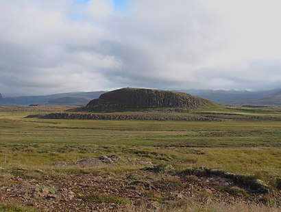 How to get to Helgafell with public transit - About the place