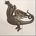 Helmet Crest for the Burgonet of Sforza Pallavicino (1519–1585) MET DP22573.jpg