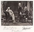 Henry M. Stanley, Sir William Mackinnon and Sir F. de Winton Wellcome L0034840.jpg