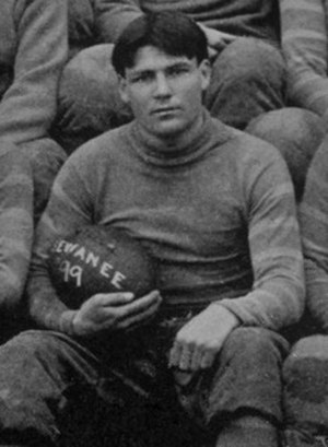 Henry Seibels - Seibels in 1899 team photo