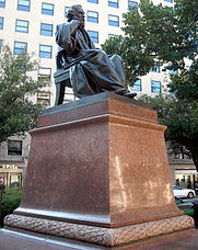 henry wadsworth longfellow memorial washington d c