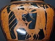 Herakles Apollo tripod Louvre G180 n2