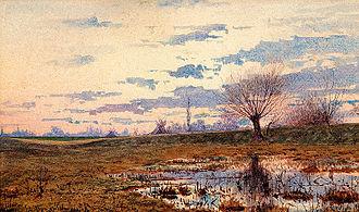 Baar (region) - Hermann Dischler (1867-1935): Die Baar