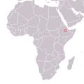 Herto, Ethiopia ; Homo sapiens idaltu 1997 discovery map.png