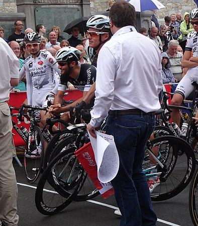 Herve - Tour de Wallonie, étape 4, 29 juillet 2014, départ (D27).JPG