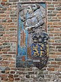 Heumen (Gld, NL), relief monument on the protestant church.JPG