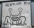 Keep austin weird wikipedia for Daniel johnston mural austin