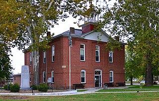Hickory County, Missouri U.S. county in Missouri