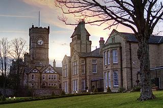 High Royds Hospital Hospital in West Yorkshire, England