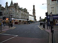 High Street, Irvine - geograph.org.uk - 557416.jpg