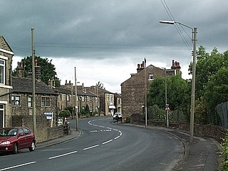 Idle, West Yorkshire Area of Bradford in west Yorkshire, England