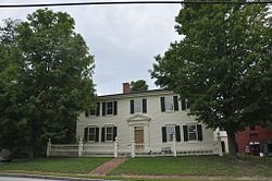Franklin Pierce Homestead - Wikipedia