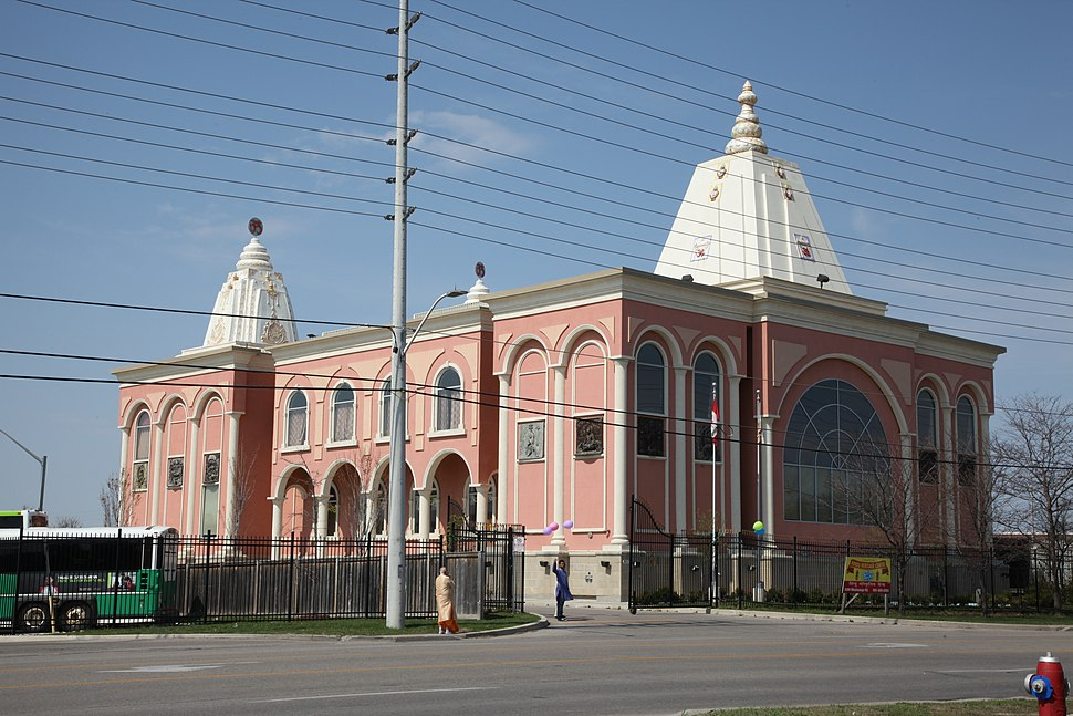 Hindu Heritage Centre Front