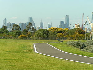 Hobsons Bay Coastal Trail.JPG