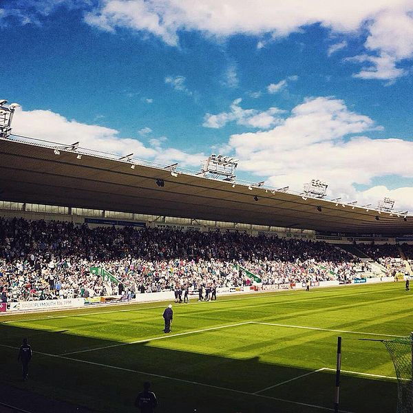 Home Park Is An All Seater Football Stadium In The Central Area Of Plymouth England And League Two Club Argyle